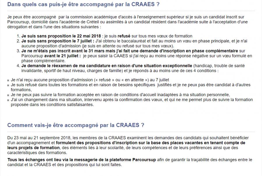 Craees